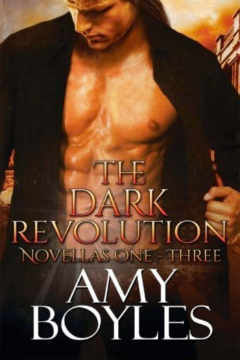 The Dark Revolution: Novellas One - Three