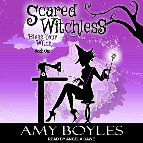 Scared Witchless Audio Cover