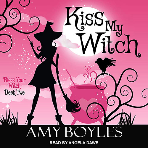 Kiss My Witch Audio Cover