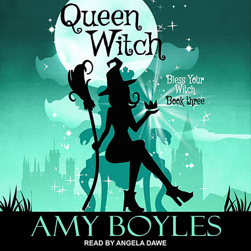 Queen Witch Audio Cover