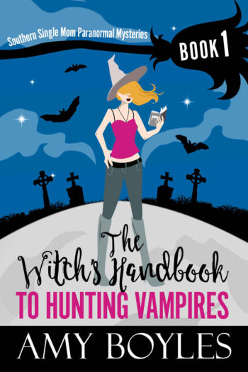 The Witch's Handbook to Hunting Vampires