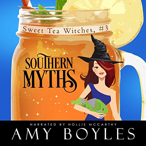 Southern Myths Audio Cover