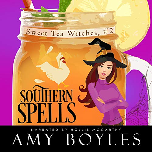 Southern Spells Audio Cover