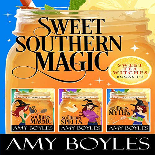 Sweet Southern Magic Vol. 1 Audio Cover