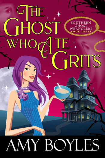 The Ghost Who Ate Grits