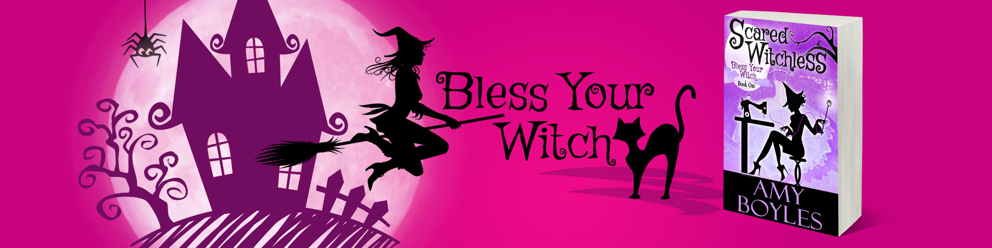 Bless Your Witch Series