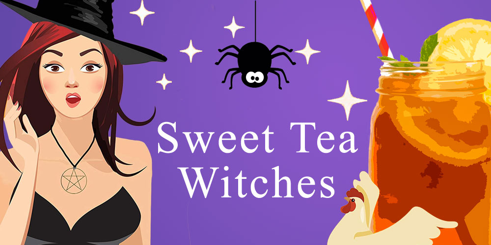 Sweet Tea Witches Series