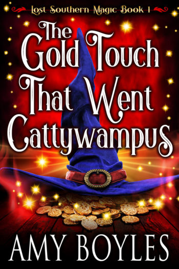 The Gold Touch That Went Cattywampus