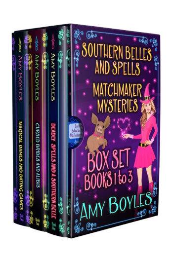 Southern Belles and Spells Matchmaker Mysteries Box Set