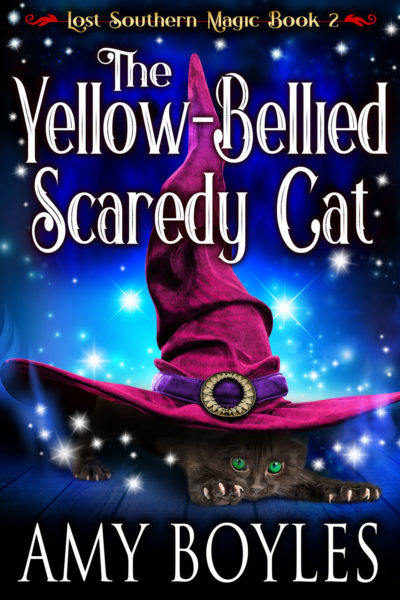 The Yellow-Bellied Scaredy Cat