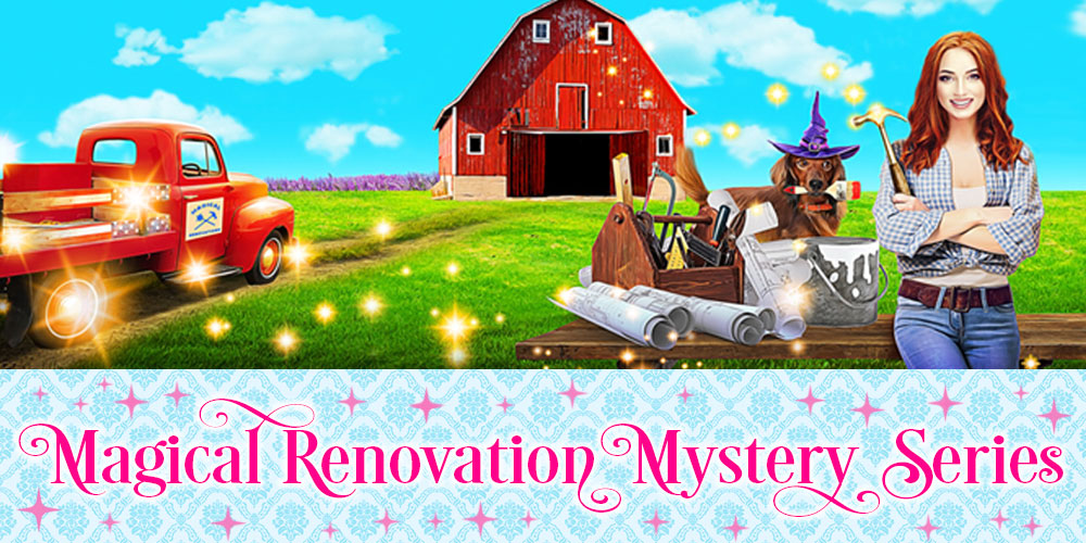 Magical Renovation Mystery Series